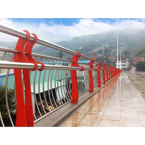 桥梁护栏的结构